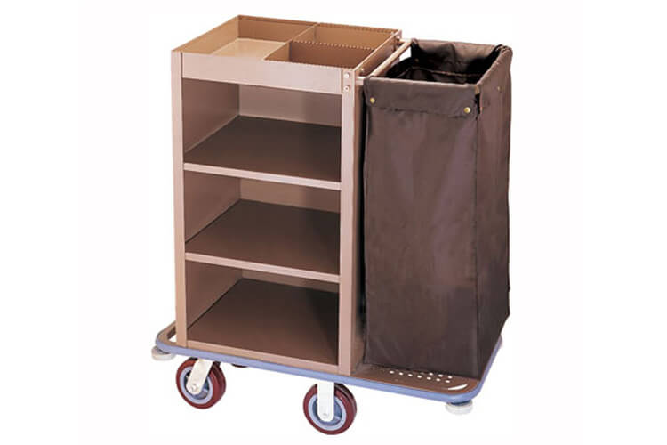 Half-sized Housekeeping Trolley