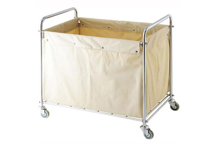 Laundry Trolley For Hotel