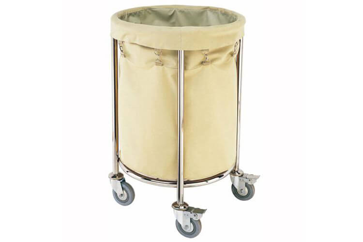 Laundry Trolley in Round