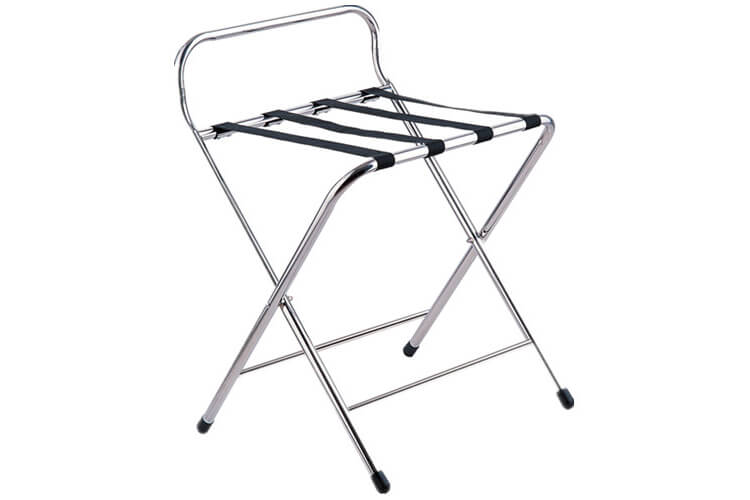 Steel Luggage Stand for Hotel