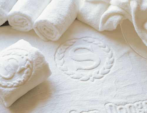 100% Cotton Towels for Sheraton Hotel