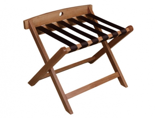Hotel Use Wooden Baggage Rack