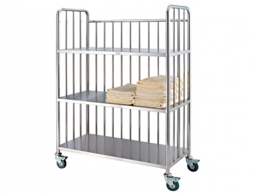Steel Linen Cart for Towels